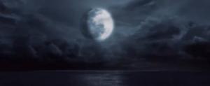 allontanamento della luna dalla terra
